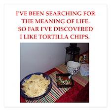 tortilla chips Invitations