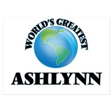 World's Greatest Ashlynn Invitations