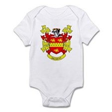 BECKETT Coat of Arms Infant Bodysuit