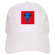 I'm Dyslexic -- So What! Baseball Cap