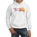 Australian Groundfighter BJJ hooded sweatshirt