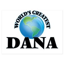 World's Greatest Dana Invitations