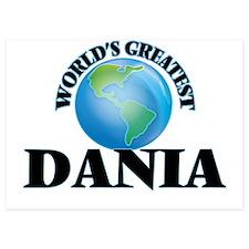 World's Greatest Dania Invitations