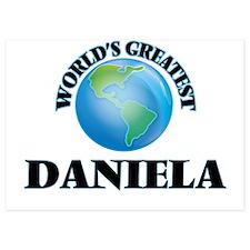 World's Greatest Daniela Invitations