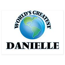 World's Greatest Danielle Invitations