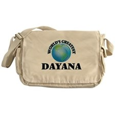 World's Greatest Dayana Messenger Bag