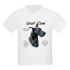 Blue Great Dane T-Shirt