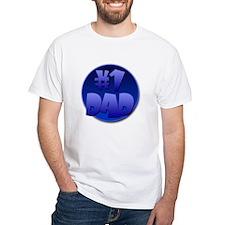 #1 Dad. Shirt