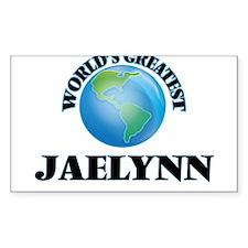 World's Greatest Jaelynn Decal