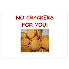 crackers Invitations