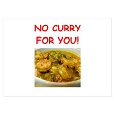 CURRY Invitations