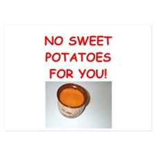 sweet potato Invitations