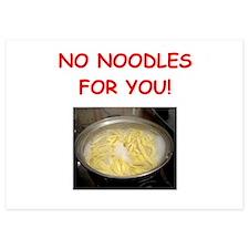 noodle Invitations