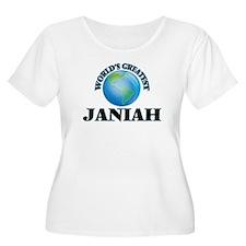 World's Greatest Janiah Plus Size T-Shirt