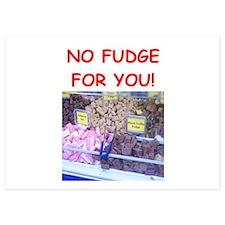 fudge Invitations