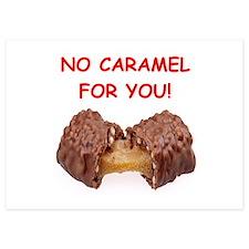 caramel Invitations