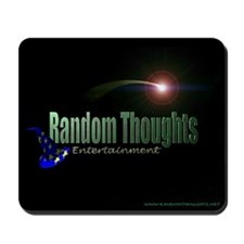 Random Thoughts Mousepad
