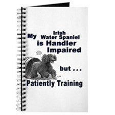 Irish Water Spaniel Agility Journal