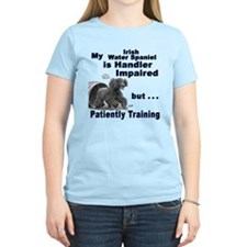 Irish Water Spaniel Agility T-Shirt