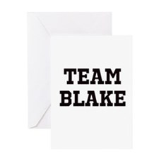 Team Name Greeting Cards