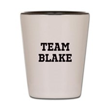 Team Name Shot Glass