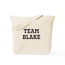 Team Name Tote Bag