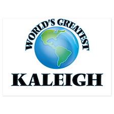 World's Greatest Kaleigh Invitations