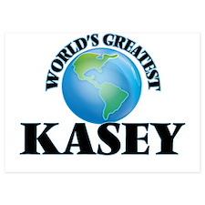 World's Greatest Kasey Invitations