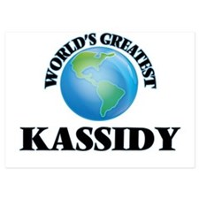 World's Greatest Kassidy Invitations