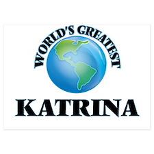 World's Greatest Katrina Invitations