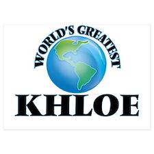 World's Greatest Khloe Invitations