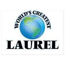 World's Greatest Laurel Invitations
