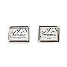 Unique Anglican church Rectangular Cufflinks