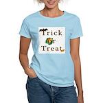 Trick or Treat Women's Light T-Shirt