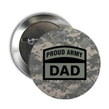 "Proud Army Dad Camo 2.25"" Button"
