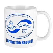 The Great Shofar Blowout Mugs