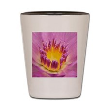 Water Lily Shot Glass