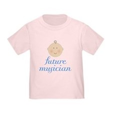 Cute Future Musician Toddler T-Shirt