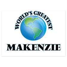 World's Greatest Makenzie Invitations