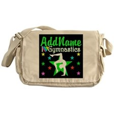 EXCELLENT GYMNAST Messenger Bag