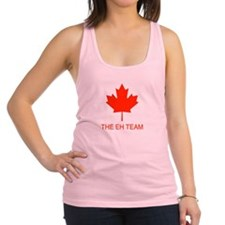 The Eh Team Racerback Tank Top