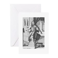 Violist Greeting Cards