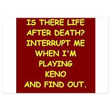 KENO2 Invitations