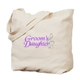Groom's Daughter(clef) Tote Bag