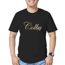 Gold Colby T