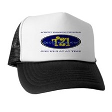 Cute Intellectual disability Trucker Hat