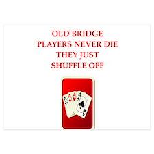 duplicate bridge Invitations