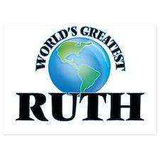 World's Greatest Ruth Invitations