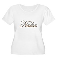 Gold Nadia T-Shirt