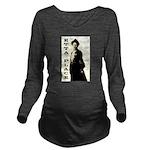 Etta Place Long Sleeve Maternity T-Shirt